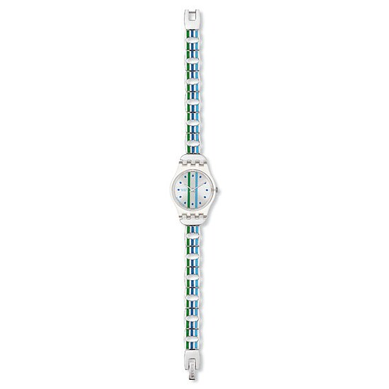 Swatch Uhr Geometric Elegance LK289 G Juicy Dance