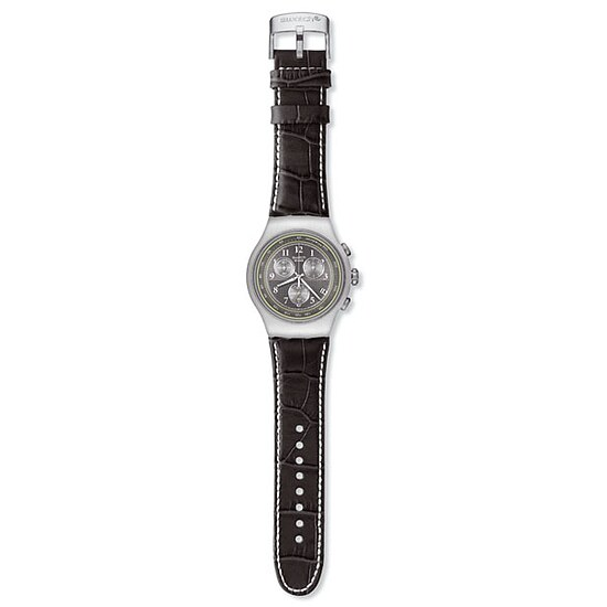 Swatch Irony The Chrono A Matter of Class YOS 424 Mr. Grey