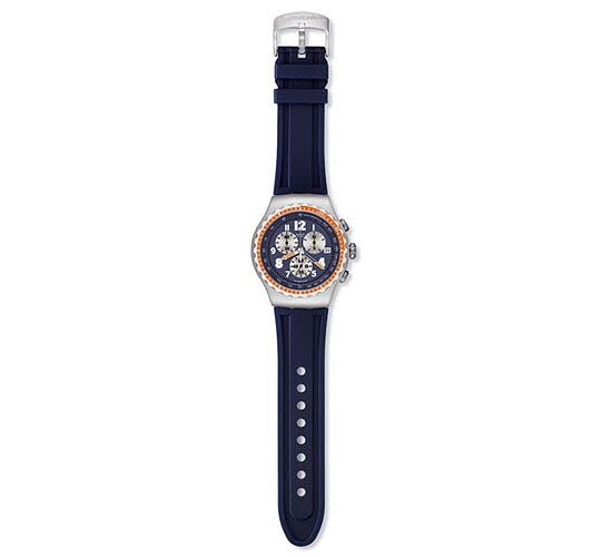 Swatch Irony The Chrono Pathbreaker YOS 423 Colour Dome