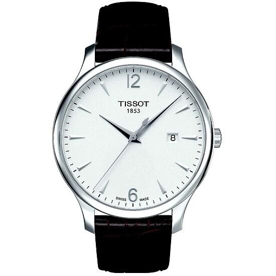 Tissot T063.610.16.037.00 T-Classic der Uhren-Serie Tissot Tradition