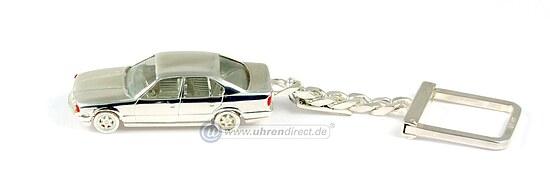 Image of Schlüsselanhänger aus 925 Sterling Silber BMW 535