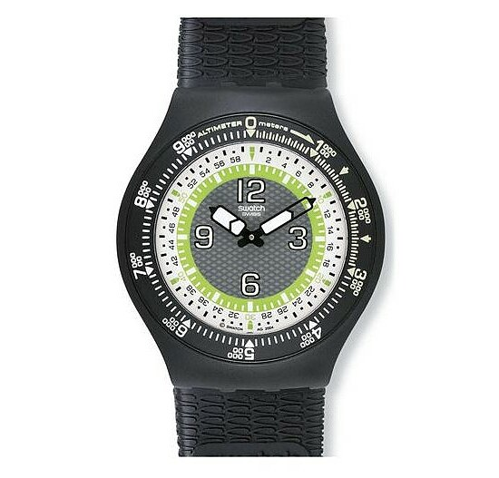 Swatch Verbier SULB 102 Armbanduhr