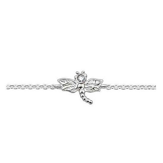 Thomas Sabo SD_A0006-153-14 Sweet Diamonds Armband Libelle 19 cm