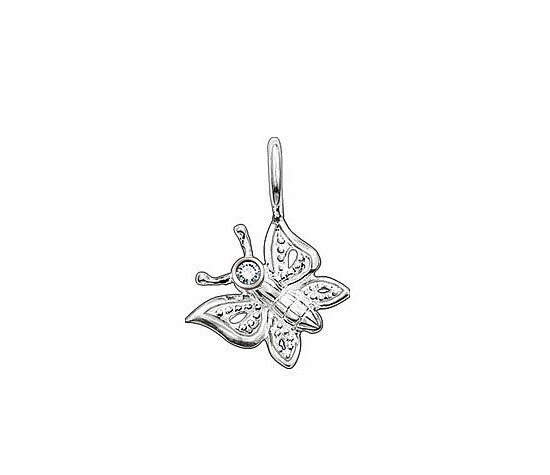 Thomas Sabo SD_PE0014-153-14 Sweet Diamonds Anhänger Schmetterling