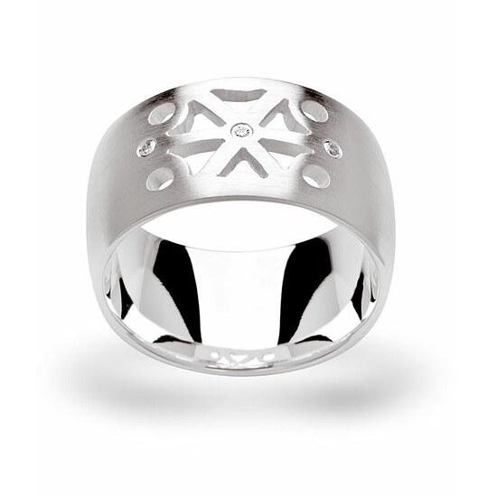 Bastian 10164 Inverun Silber Ring Diamanten