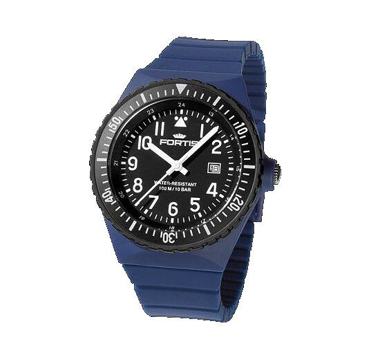 Comeback of the Legendary Flipper - Fortis Colors Ref.704 navy