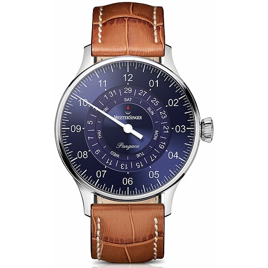 Image of Meistersinger Einzeigeruhr Automatic Pangaea DayDate PDD908