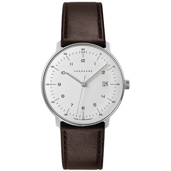 Junghans Uhren-Kollektion 041/4461.00 max bill Quarz