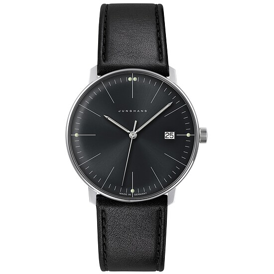 Junghans Uhren-Kollektion 041/4465.00 max bill Quarz