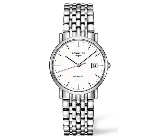 Longines Uhren L4.809.4.12.6 Automatik The Longines Elegant Collection