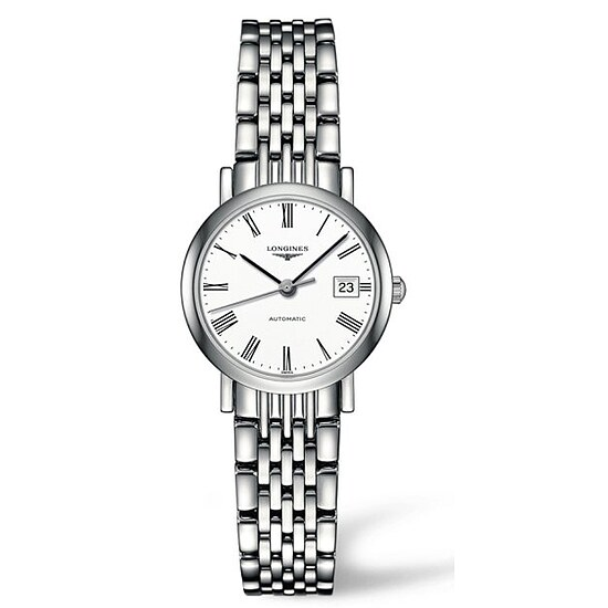 Longines Uhren L4.309.4.11.6 Automatik The Longines Elegant Collection
