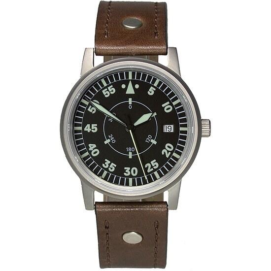 Image of Uhren Fliegeruhr Modell Navigator Aristo Automatik von Aristo 5H86
