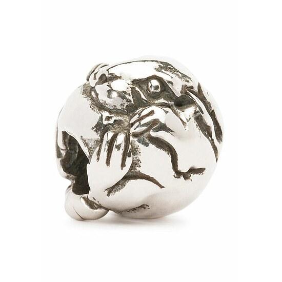 Trollbeads 11456 das Original - Chinese Zodiac Rabbit Silber Bead Sternzeichen Chinesischer Hase