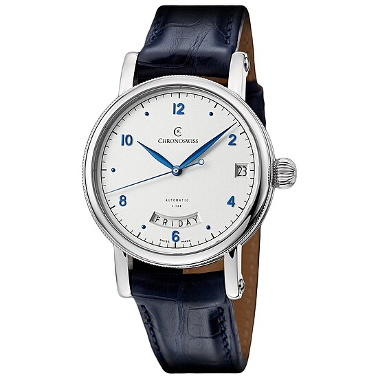 Image of Chronoswiss CH1923 der Serie Sirius Tag Datum