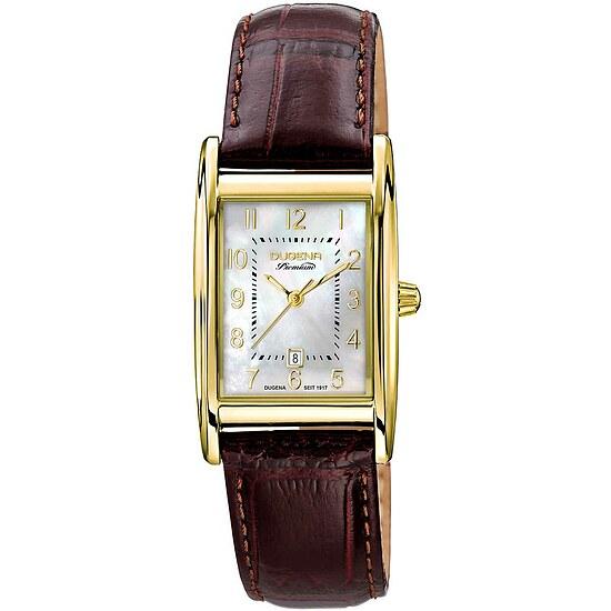 Damenuhr von der Uhrenserie Quadra Artdeco 7000121-1