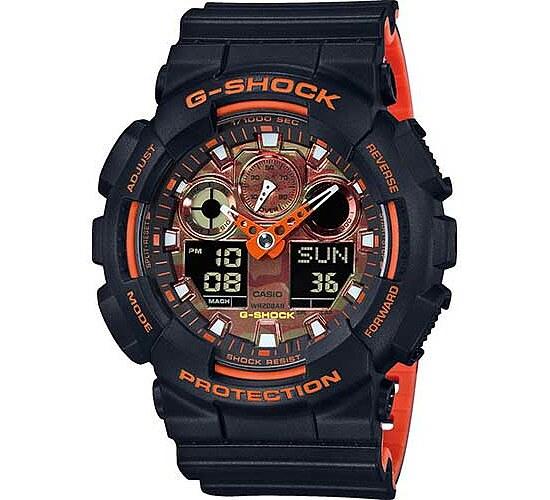 Uhr GA-100BR-1AER