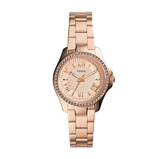 Fossil Damenuhr der Uhrenserie Cecile AM 4578/ AM4578 bei Uhrendirect - Markenuhren