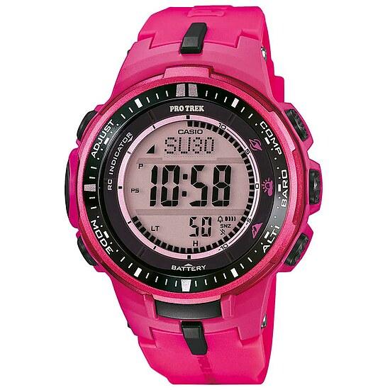 Uhren Pro Trek PRW-3000-4BER Mount Ruapehu