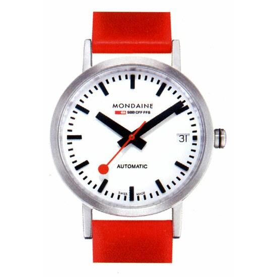 Image of Armband-Uhr Classic Automatic von Mondaine A128.30008.16SBC