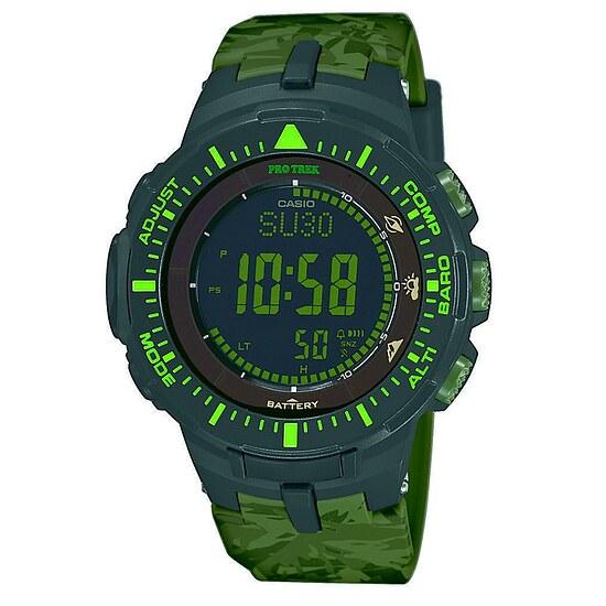 Uhren Pro Trek PRG-300CM-3ER Mount Shasta