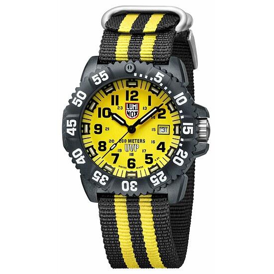 Luminox Uhren 3955.SET Scott Cassell Special Time Date - ultimative Beleuchtung