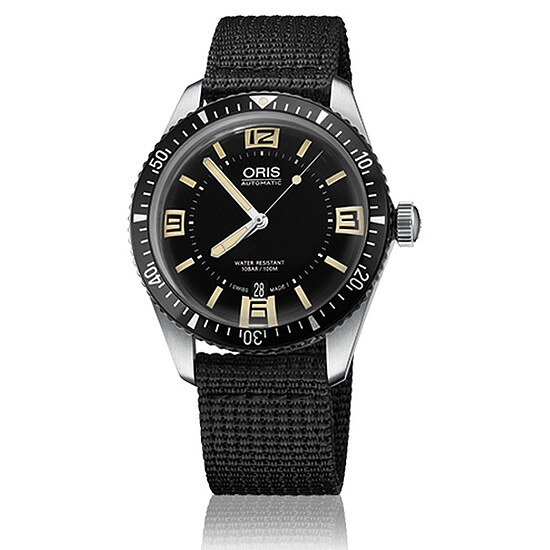 Image of Oris Sixty-Five Divers 73377074064 07 5 20 24