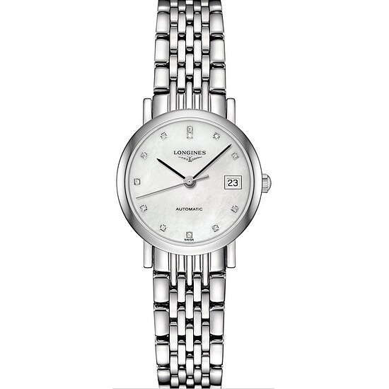 Longines Uhren L4.309.4.87.6 Automatik The Longines Elegant Collection