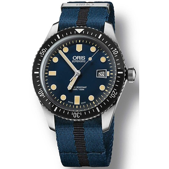 Image of Oris Sixty-Five Divers 73377074064 07 4 20 18