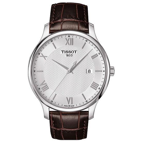 Tissot T-Classic der Uhren-Serie Tissot Tradition T063.610.16.038.00