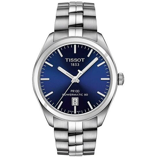 Tissot T-Classic T101.407.11.041.00 Herrenuhr der Uhren-Serie PR 100
