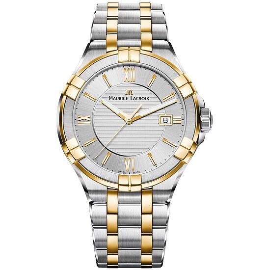 Maurice Lacroix Herrenuhr AI1008PVY13132-1 der Uhrenserie Aikon bei Uhrendirect - Markenuhren