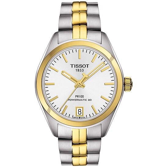 Tissot T101.207.22.031.00 T-Classic Damenuhr der Uhren-Serie PR 100