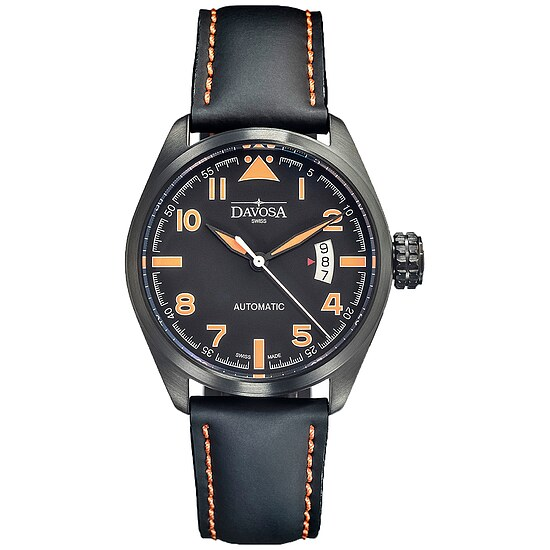 Davosa Military 161.511.94 aus der Uhren-Serie Performance Automatic Collection