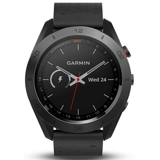 Garmin Approach S60 - Premium mit Lederarmband ...