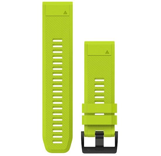 Garmin 010-12517-01 Quick Fit Silikonarmband für fenix 5X bei Uhrendirect - Markenuhren