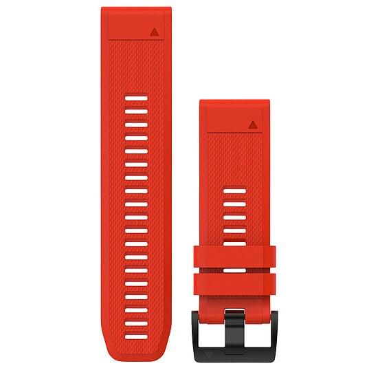 Garmin 010-12517-02 Quick Fit Silikonarmband für fenix 5X bei Uhrendirect - Markenuhren