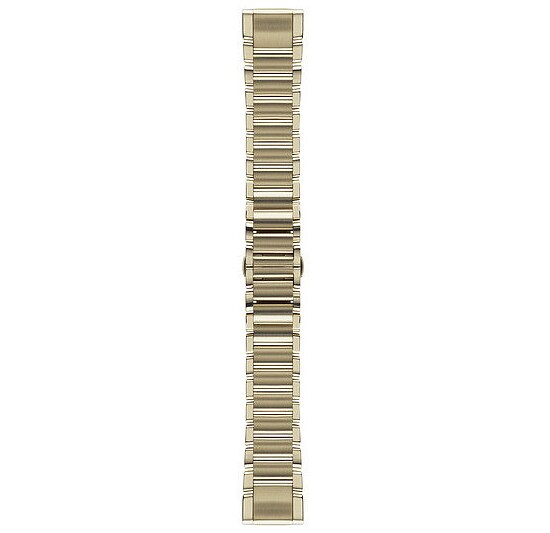 Garmin 010-12491-17 Quick Fit Edelstahlarmband für fenix 5S bei Uhrendirect - Markenuhren