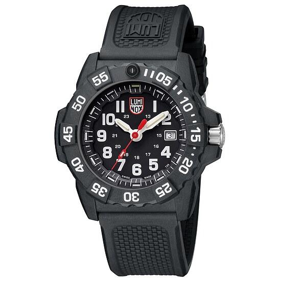 Uhr von Luminox 3501 Navy Seal Serie 3500