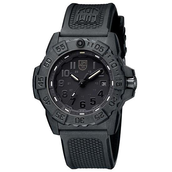 Uhr von 3501.BO Navy Seal Serie 3500