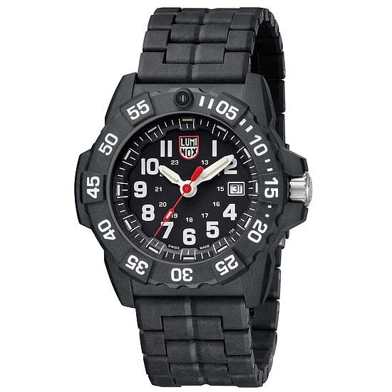 Uhr von Luminox 3502 Navy Seal Serie 3500