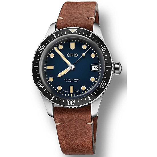 Oris Sixty-Five Divers 73377474055 07 5 17 45