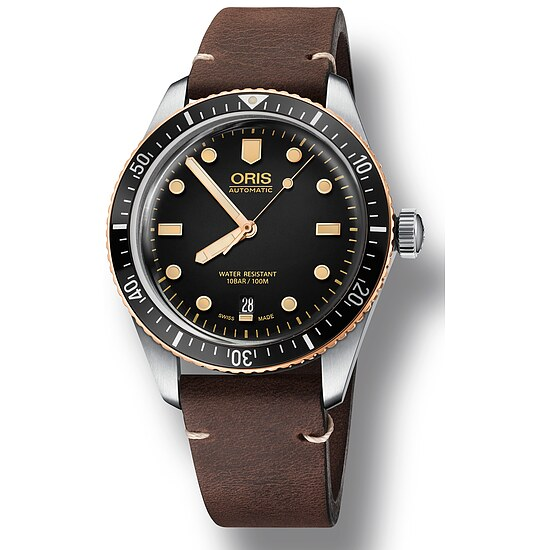 Oris Sixty-Five Divers 73377074354 07 5 20 45