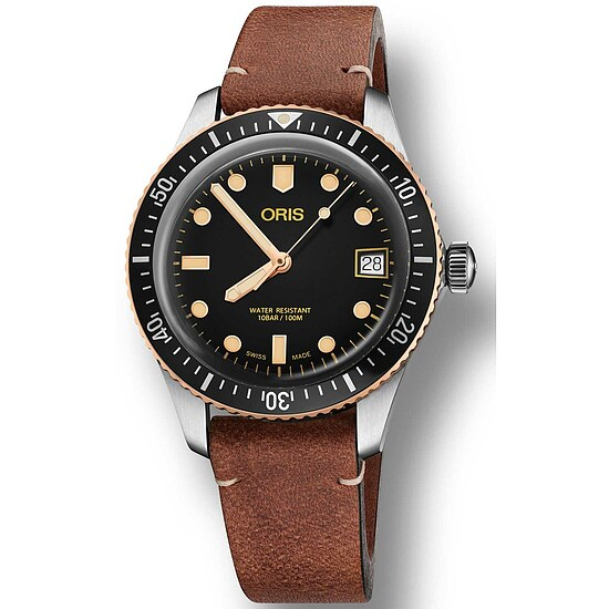 Oris Sixty-Five Divers 73377474354 07 5 17 45