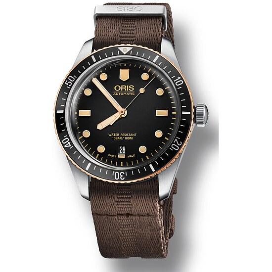 Oris Sixty-Five Divers 73377074354 07 5 20 30