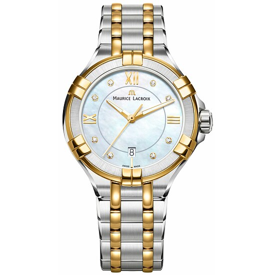 Damenuhr AI1004PVY13171-1 der Uhrenserie Aikon