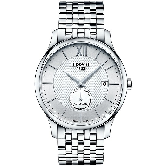 Tissot Tradition Automatic Small Second T063.428.16.038.00 Kollektion Tissot T-Classic Uhren-Serie Tissot Tradition