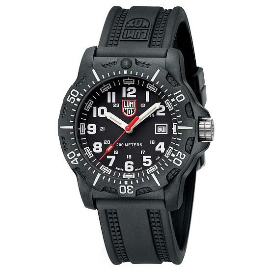 Uhr von Luminox Black OPS 8881