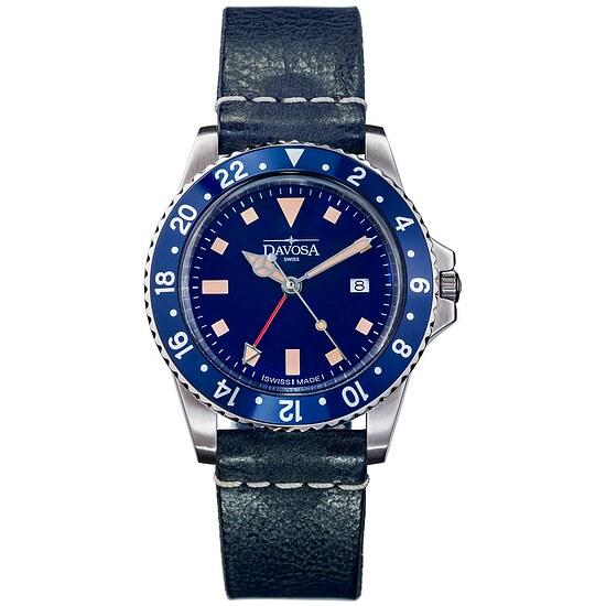 Herrenuhr von Taucher Vintage Diver 162.500.45
