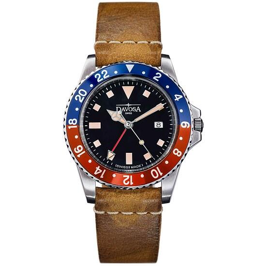 Herrenuhr von Taucher Vintage Diver 162.500.95