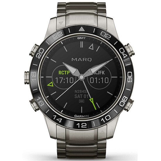 garmin marq aviator multisport gps smartwatch garmin 010. Black Bedroom Furniture Sets. Home Design Ideas